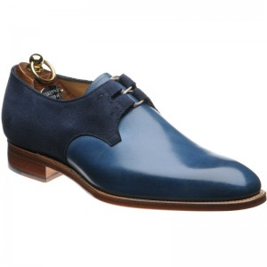Herring Bilbao two-tone Derby shoe