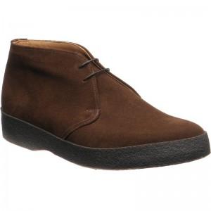Mustang desert boots