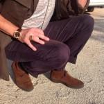Herring Mustang desert boot
