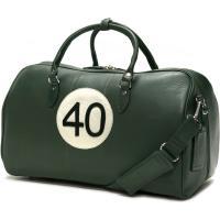 Heritage Racing Green Bag
