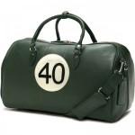 Herring Heritage Racing Green Bag
