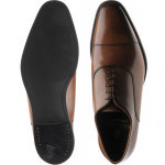 Herring Churchill II rubber-soled Oxfords