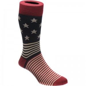 Herring Stars and Stripes Sock