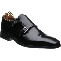 Bristol double monk shoe