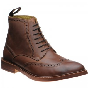 Herring Longford brogue boots