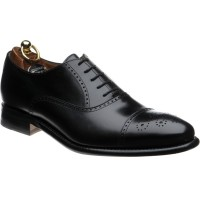 Steel semi-brogue