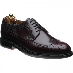 Herring Leconfield brogues
