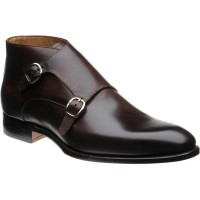 Orwell double monk shoe