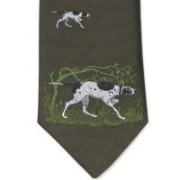 Dog Scene Tie