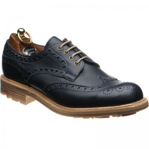 Herring Fermyn rubber-soled brogues