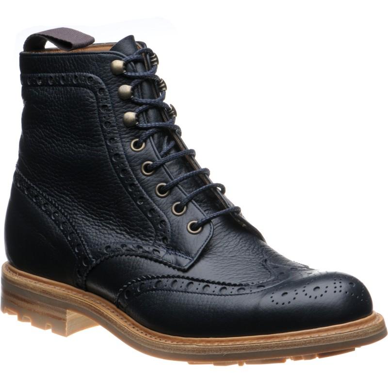 Herring Fineshade brogue boot