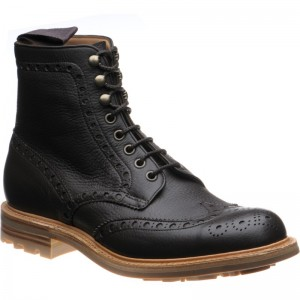 Herring Fineshade brogue boots