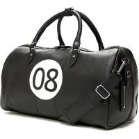 Heritage Racing Black Bag