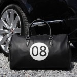 Herring Heritage Racing Black Bag