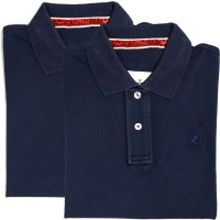 Herring Hurlingham Polo Shirt Double
