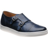 Herring Derby double monk shoe
