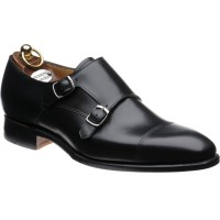 Hardy double monk shoe