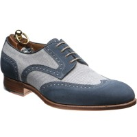 Dandy two-tone shoe