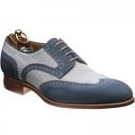 Dandy two-tone shoe