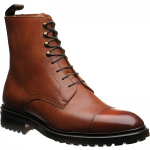 Herring Bowness rubber-soled boots