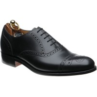 Herring Lambeth semi-brogue