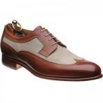 Herring Guimaraes two-tone shoe