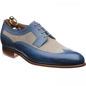 Herring Guimaraes two-tone shoe