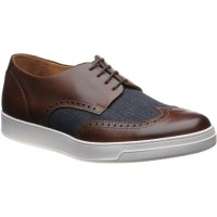Denton brogue