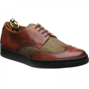 Herring Denton two-tone brogues