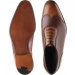 Harold two-tone shoe