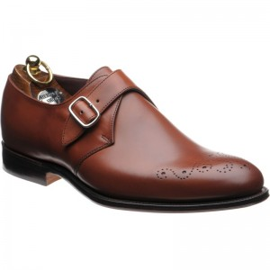 Herring King George monk shoes