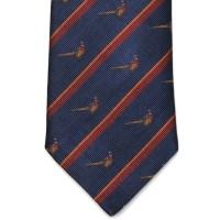 Pheasant Stripe Tie (7797 310)