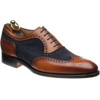 Farnham two-tone brogues
