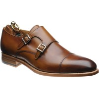 Herring Jacksdale double monk shoes