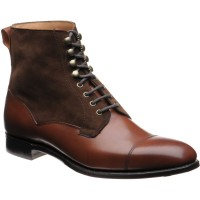 Laverton two-tone boots