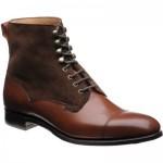 Herring Laverton two-tone boot
