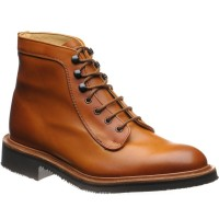 Herring Hank rubber-soled boots