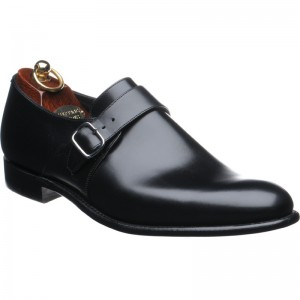 Herring Asquith monk shoe