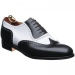 Herring Jekyll two-tone brogue