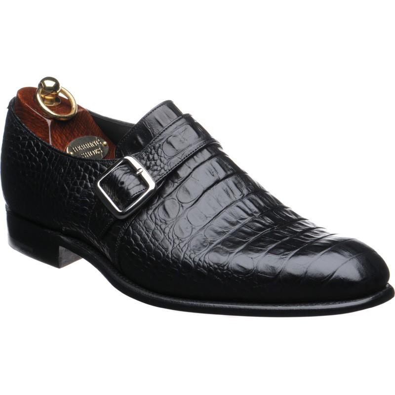 Herring Dylan monk shoe