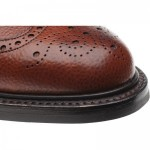 Herring Grassmere rubber-soled brogues