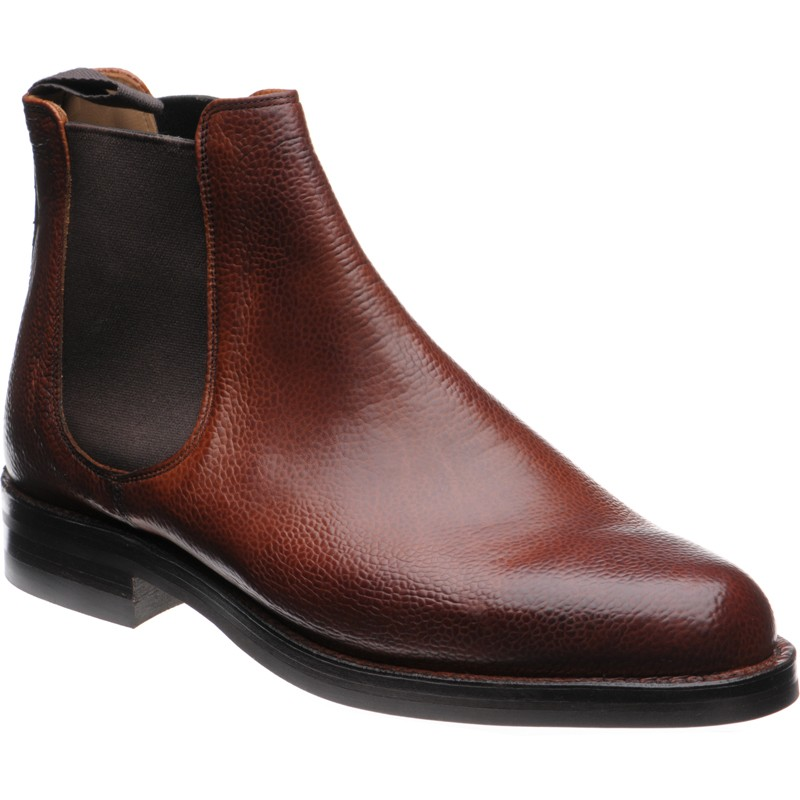 Herring Kirkdale rubber-soled Chelsea boot