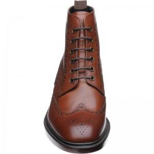 Herring Burgh brogue boot