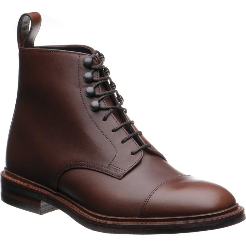 Herring Keswick rubber-soled boot