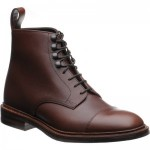 Herring Keswick rubber-soled boots