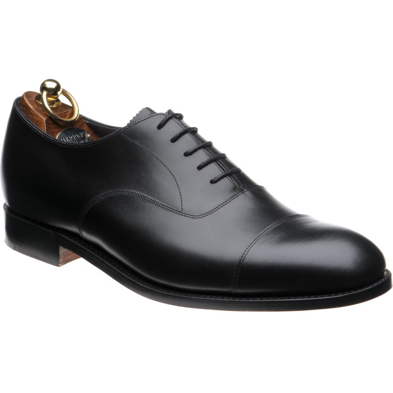 Classic Oxford Shoe Black