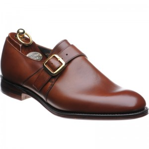 Herring Bromley monk shoe