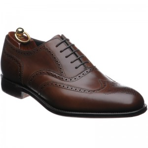 Richmond brogue