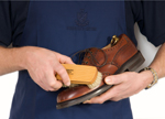 Shoe Polishing Apron