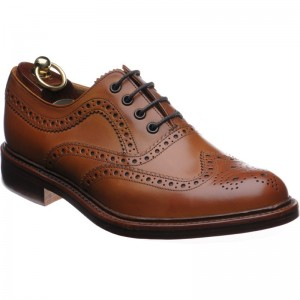 Loake Ashby brogue